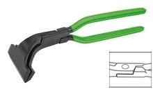 N° 1090100 FREUND CLINCHING PLIERS 45° ANGLE 100MM JAW WIDTH