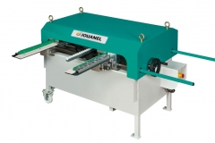 N° 0PJPROBAC-LT-C JOUANEL LIGHT ELECTRIC ROLL FORMER FOR STANDING SEAM 220 V C:W TRAVERSAL CUTTING