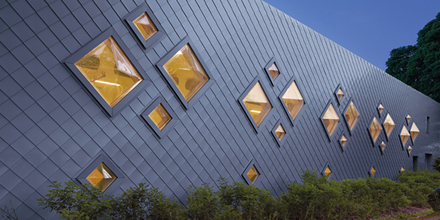 Zinc Metal Roofing and Cladding Materials